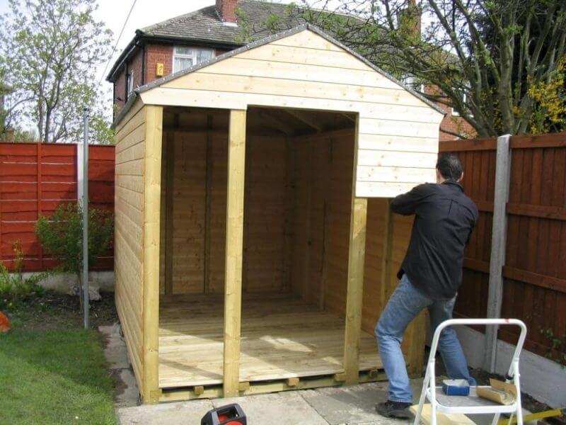 ryan shed plans reviews